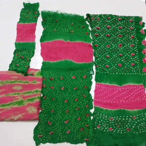 Green Chunri For Women in Pakistan