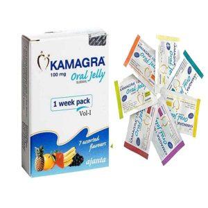 Kamagra Oral Jelly in Pakistan