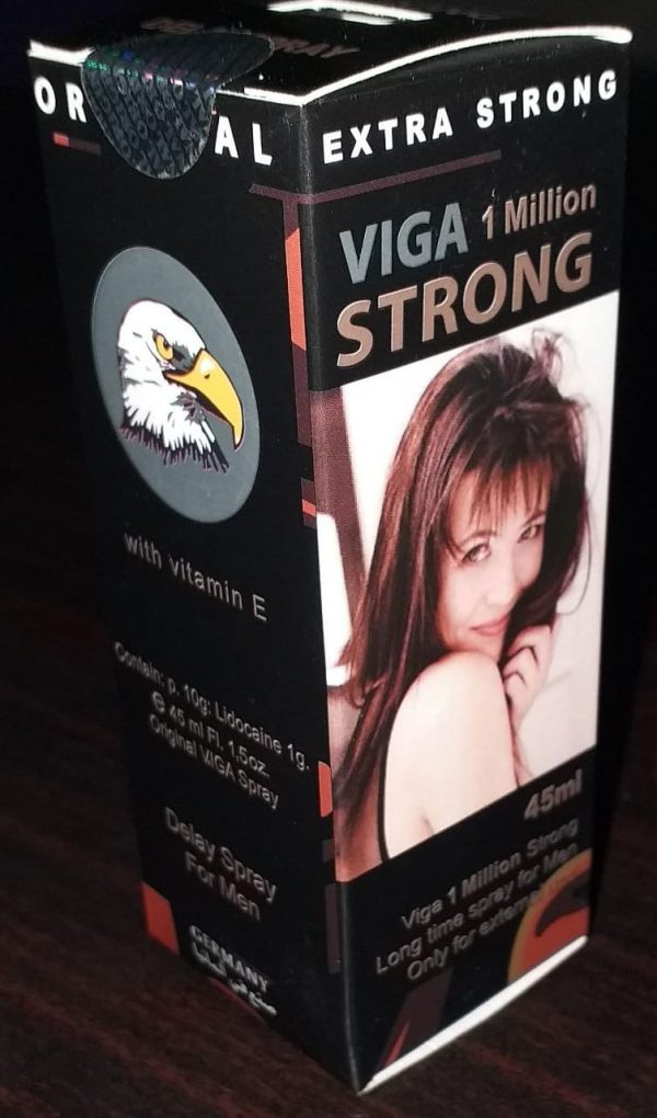 Viga 1 Million Strong Spray in Pakistan