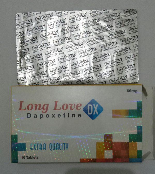 Long Love Tablets in Pakistan